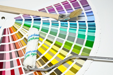 Farben, Lacke & Tapeten